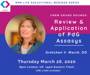 March Grand Rounds: Review and application of urinary pregnanediol-3-glucruonide (PdG) assays