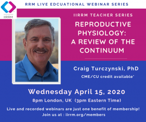 April Teacher Series: Reproductive Physiology: A review of the continuum (Part II)
